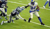 Rams inauguran su estadio con triunfo 20-17 sobre Cowboys