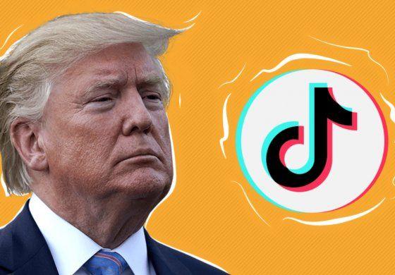 Trump ordena restringir TikTok y WeChat a partir del domingo
