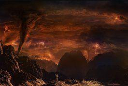 astronomos descubrieron indicios de vida en las nubes de venus