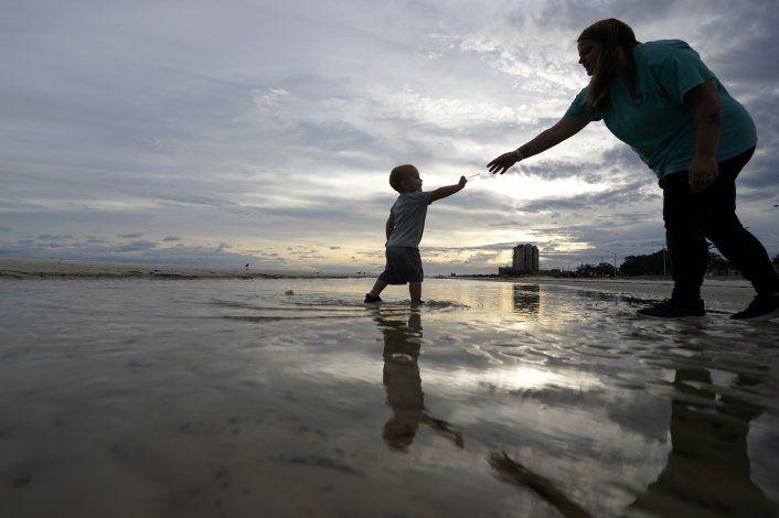 Huracán Sally amenaza costas de EEUU en el Golfo