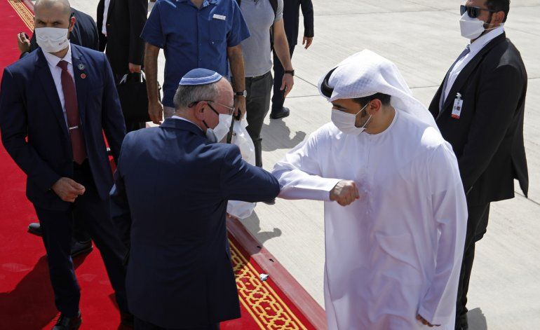 Trump atestigua acuerdos de reconocimiento árabe a Israel