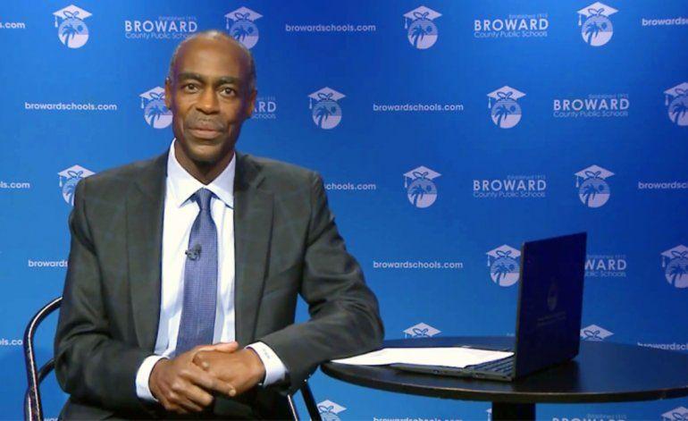 El superintendente de las escuelas de Broward recomienda la fecha de reapertura para el 5 de octubre