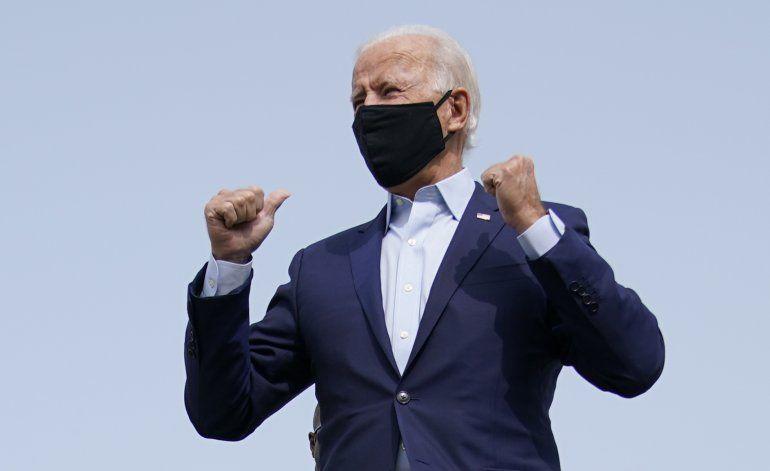 Biden va a Florida, trata de atraer a hispanos