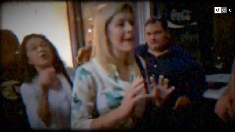 Grupo de simpatizantes del castrismo en Suiza intentan silenciar a cubanos que critican al régimen