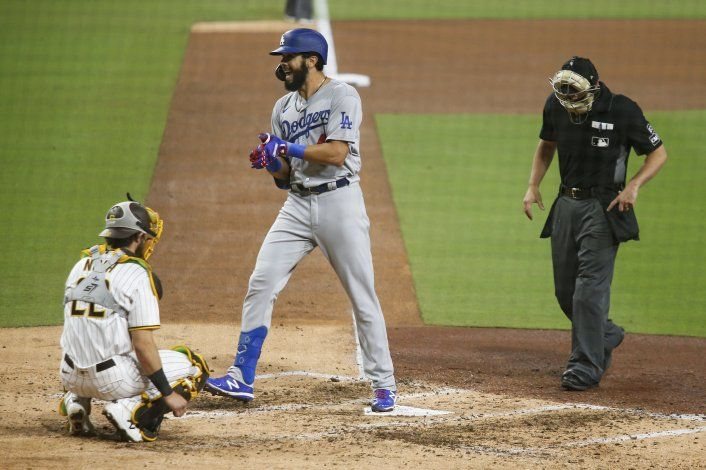 Gonsolin frena a los Padres, Dodgers ganan 3-1