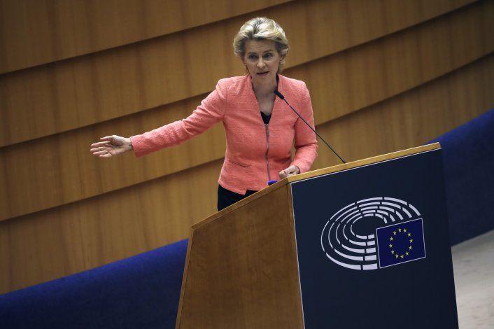 Jefa UE: Gran Bretaña no puede cambiar acuerdo de divorcio