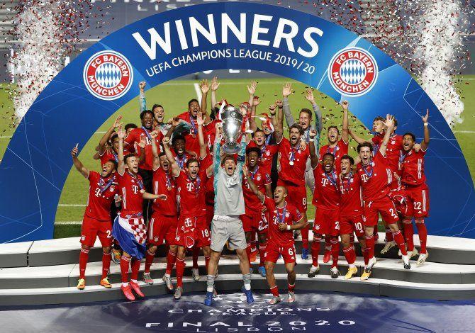 UEFA confirma cabezas de serie para la Liga de Campeones