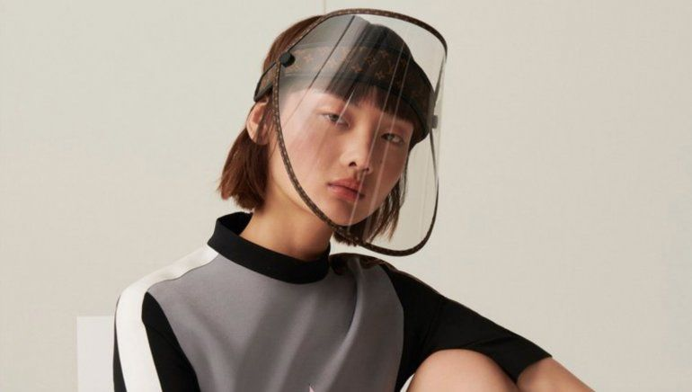 Louis Vuitton creó una máscara protectora que costará USD 961