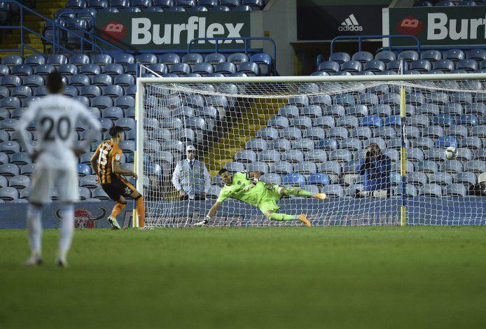 Leeds y Southampton, eliminados en Copa de Liga