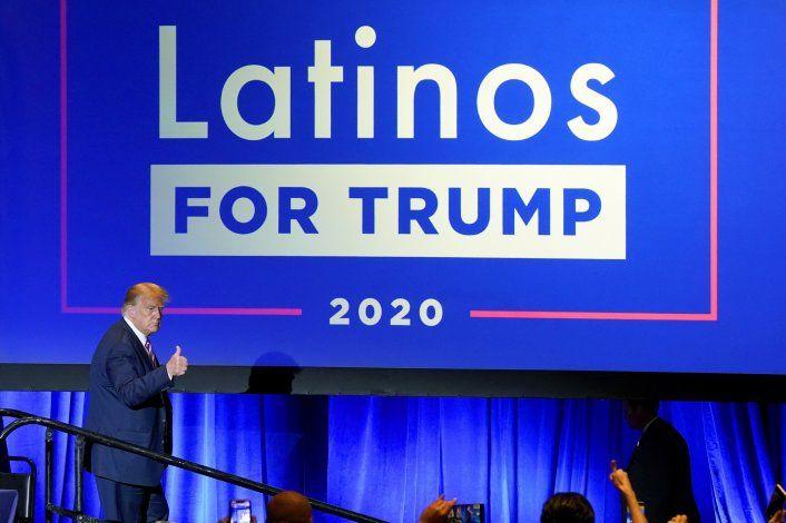 EEUU: Pandemia perturbó planes de promotor de voto latino
