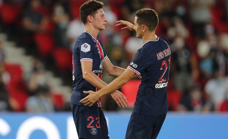 PSG corta racha sin anotar y vence 1-0 a Metz
