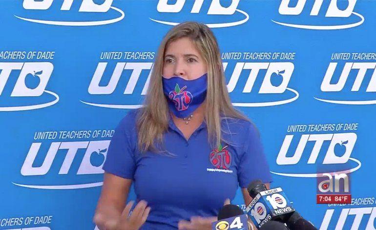 Exigen implementar protocolos de salud y seguridad antes de abrir la escuelas de Miami-Dade