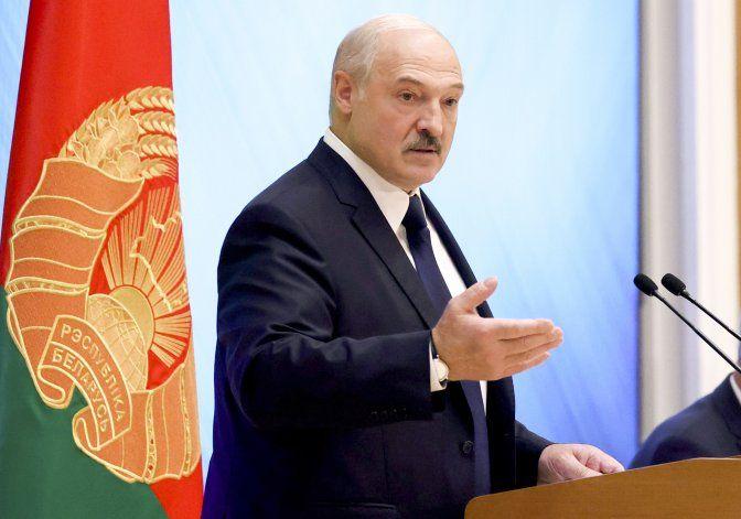 Presidente de Bielorrusia: Protestas son plan de EEUU