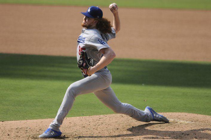 Dodgers, 1er equipo en asegurar boleto a playoffs