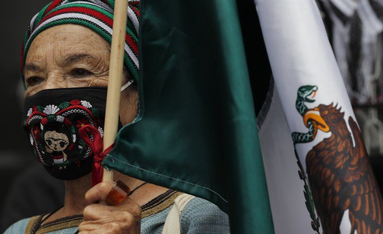 Capital de México suma 20.535 muertes por COVID-19