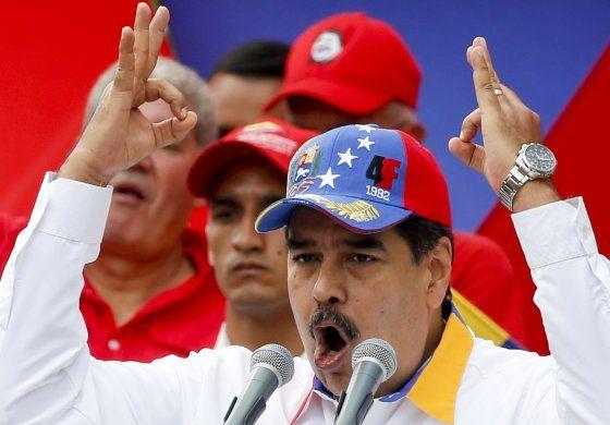 EEUU niega haber enviado a supuesto espía a Venezuela