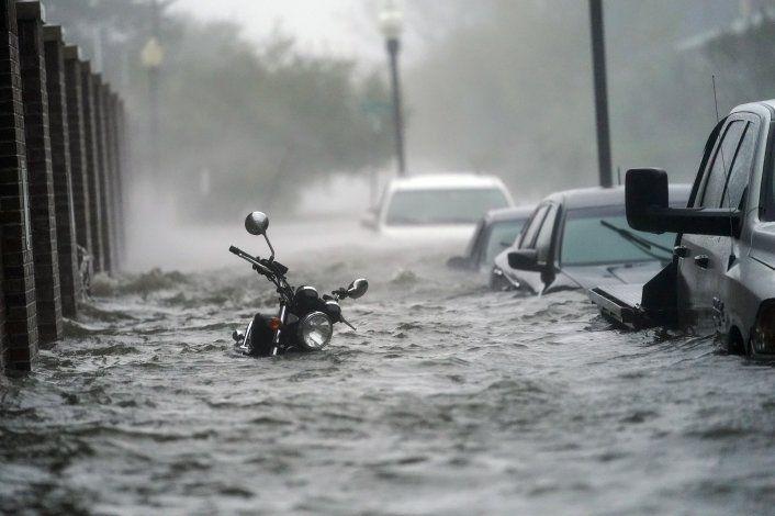 Después de Sally: rescate, recuperación y ríos crecidos