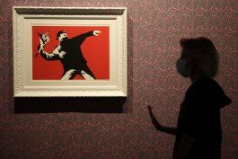 banksy pierde batalla legal frente a compania de tarjetas