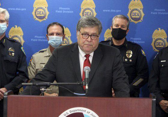 EEUU: Barr compara encierros por pandemia con esclavitud
