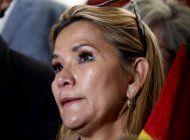 jeanine anez deja su candidatura a la presidencia de bolivia