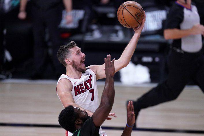 Con otra remontada, Heat toma ventaja de 2-0 sobre Celtics