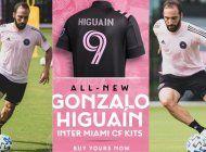 inter miami anuncio el viernes el fichaje del delantero argentino gonzalo higuain