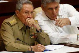 diaz-canel dice que hay un complot para alentar un estallido social en cuba