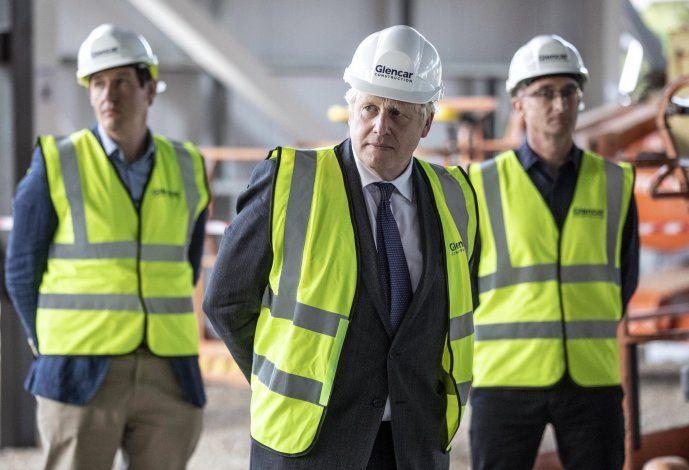 Gran Bretaña: Boris Johnson prevé 2da ola de infecciones