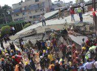 mexico: condenan a directora de escuela derrumbada en sismo