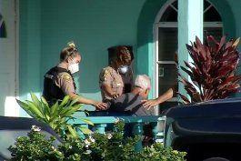 supuesto crimen pasional en el suroeste de miami-dade deja a una mujer muerta y otra herida