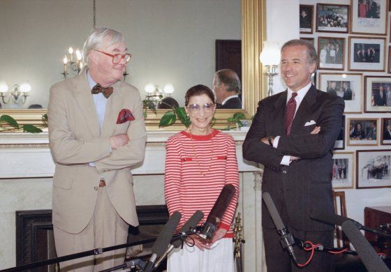 EEUU: Muere jueza de Corte Suprema Ruth Bader Ginsburg