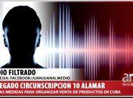 se filtra audio donde se asegura que los cubanos para comprar productos, desde pollo hasta jabon, tendran, que esperar por un ticket