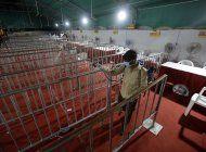 aumentan los contagios en india; protestas en melbourne