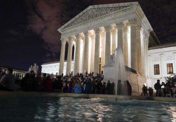 ¿Qué pasa con la vacante en la Corte Suprema de EEUU?