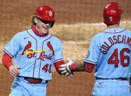 oneill estropea juego sin hit y guia a cardenales a triunfo