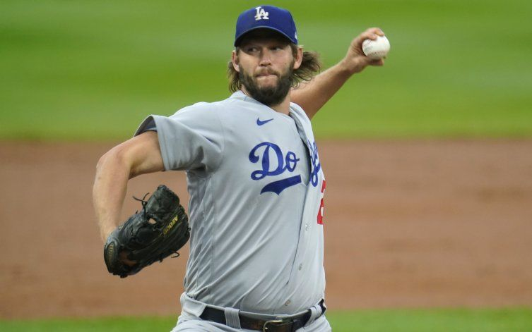 Kershaw luce en 7 innings; Dodgers vencen a Rockies