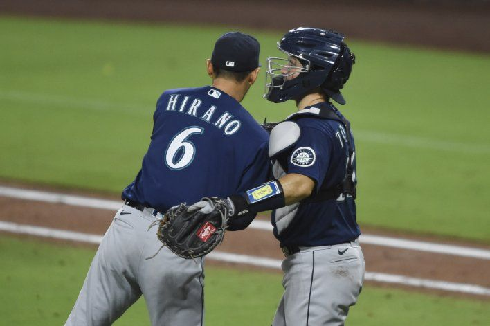Marineros impiden que Padres se clasifiquen aún a playoffs