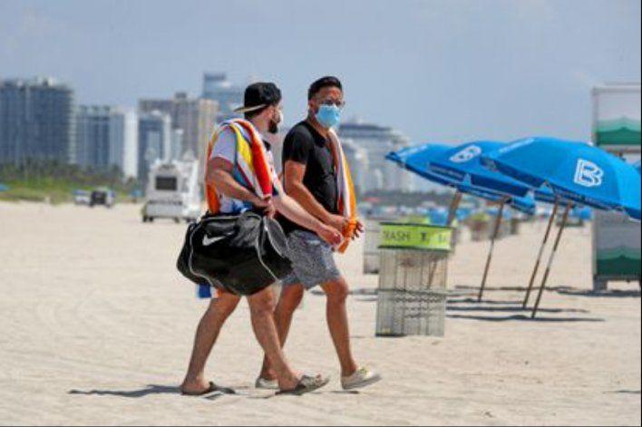 Continúan bajando los casos de COVID-19 en Miami-Dade con 365 nuevos casos y una tasa de nuevos positivos de 4.60%