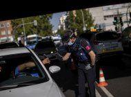 cuarentenas en madrid muestran brecha entre ricos y pobres
