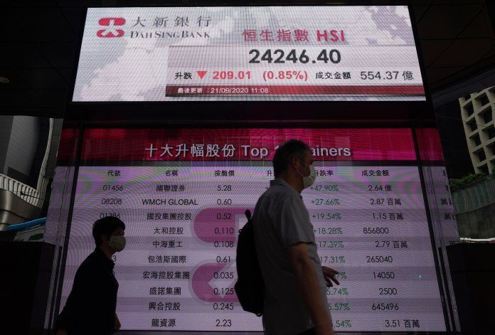 Wall Street cierra a la baja y S&P 500 pierde 1,2%