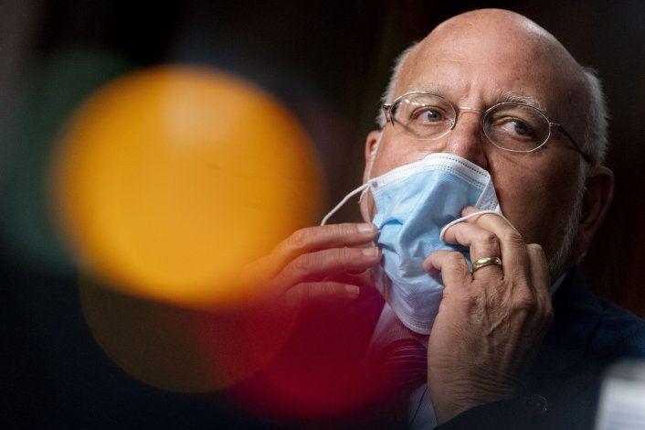 CDC crean confusión con postura sobre contagio de COVID-19