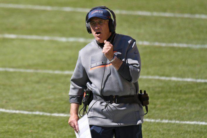 Fuente: NFL multa a entrenadores por no portar mascarillas