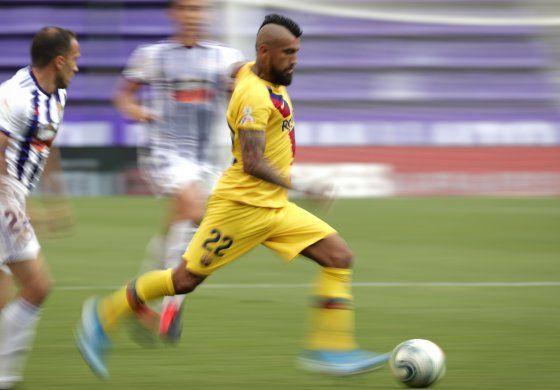 Vidal completa su traspaso al Inter desde el Barcelona