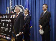 eeuu: 179 arrestados por trafico de opioides en internet