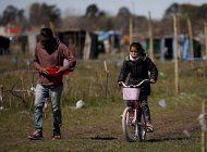 toma de tierras y pobreza interpelan al peronismo argentino