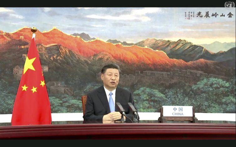 Presidente chino: COVID muestra que aislacionismo es inútil