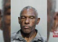 arrestan al responsable de la brutal golpiza que recibio un hispano en el metromover de miami
