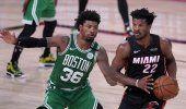 Heat busca mejorar al inicio de los partidos ante Celtics