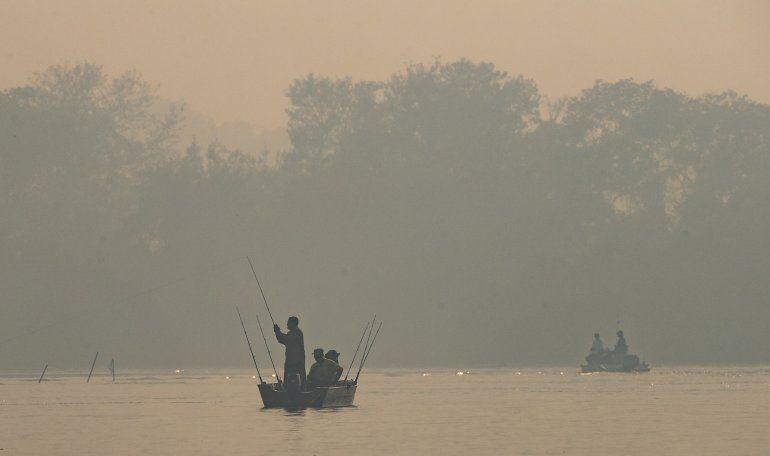 Gobierno brasileño refuerza combate a incendios en Pantanal