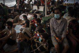 ai: migrantes sufren circulo vicioso de crueldad en libia